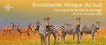 Offrez-vous une croisière en Afrique du Sud, Voyages d'exception vous propose de découvrir une destination unique au départ de Genève