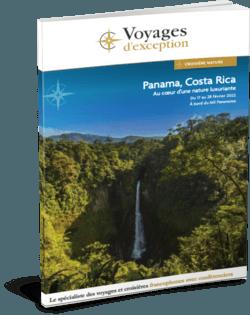 Brochure Panama, Costa Rica 3D