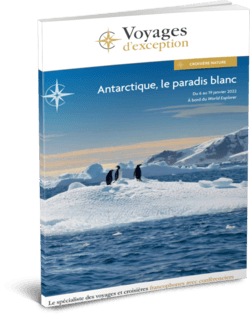Antarctique, le paradis blanc
