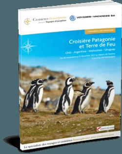Croisière Patagonie et Terre de Feu au départ de Genève
