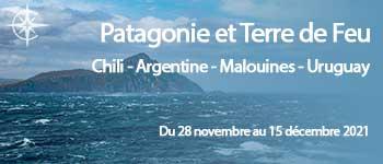 Voyages d'exception vous invite à un merveilleux voyage au départ de Genève  qui vous conduira de Puerto San Antonio à Buenos Aires