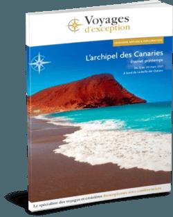 Brochure L'archipel des Canaries 3D