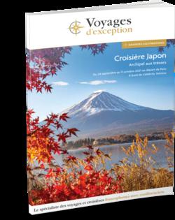 Croisière Japon, archipel aux trésors