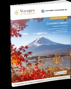 Croisière Japon, archipel aux trésors au départ de Genève