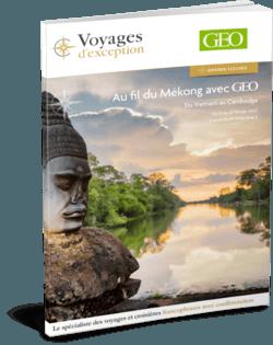 Brochure Au fil du Mékong avec Géo 3D