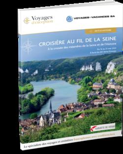 Croisière au fil de la Seine (Suisse)