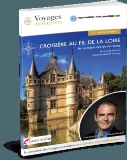 Croisière au fil de la Loire avec Franck Ferrand (Suisse)