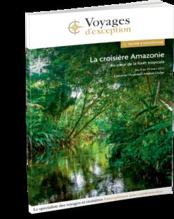 Amazonie, au cœur de la forêt tropicale
