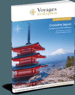 Croisière Japon, archipel aux mille traditions au départ de Genève