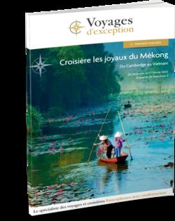 Croisière les joyaux du Mékong, au départ de Genève