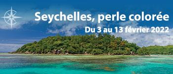Découvrez les Seychelles, départ février 2022, vous aurez la chance de parcourir la plupart des Îles Intérieures, connues pour leurs plages magnifiques