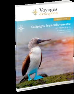 Galápagos : le paradis terrestre