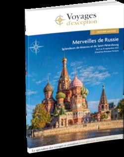 Merveilles de Russie , splendeurs de Moscou et de Saint-Pétersbourg