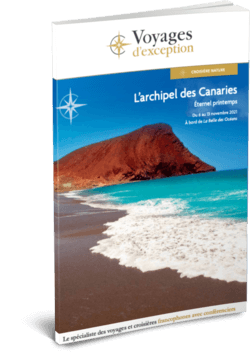 Brochure L'archipel des Canaries