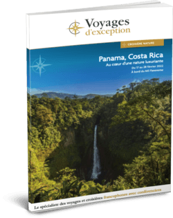 Panama, Costa Rica au départ de Genève