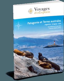 Croisière Patagonie et Terres australes : Voyage en Argentine - Uruguay - Chili