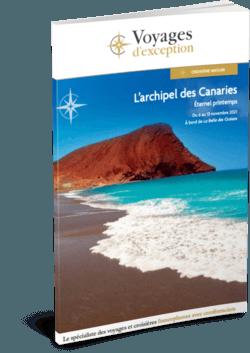 L'archipel des Canaries, au départ de Genève