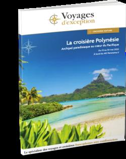 La Polynésie en croisière 2022