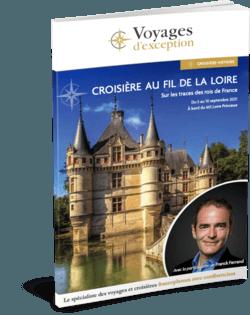 Croisière avec Franck Ferrand au fil de la Loire