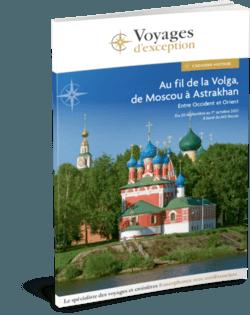 Croisière Au fil de la Volga, de Moscou à Astrakhan