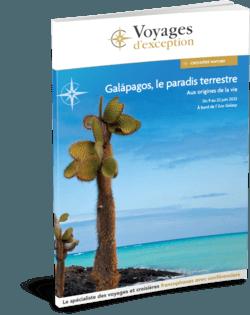 Îles Galápagos : le paradis terrestre