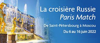 Voyages d'exception vous propose de découvrir la Russie en compagnie de Gilles Martin-Chauffier, rédacteur en chef de Paris Match. Départ depuis Genève