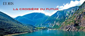 La Croisière du Futur avec l'Obs du 2 au 11 juin 2015 avec  Cynthia Fleury, Elie Cohen, Dominique Moïsi, Hubert Reeves