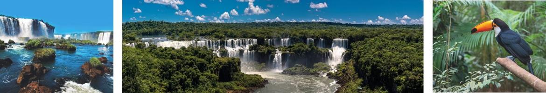 Pré-croisière optionnelle : Rio & les Chutes d'Iguazù