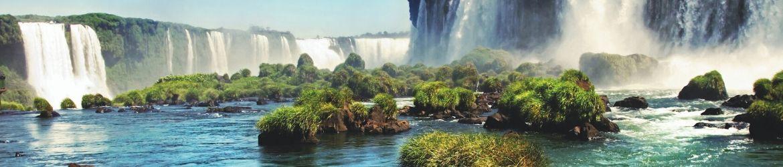 Pré-séjour (optionnel) : Chutes d'Iguazú