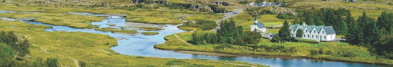 Reykjavík et le Cercle d'or : du 2 au 4 juillet