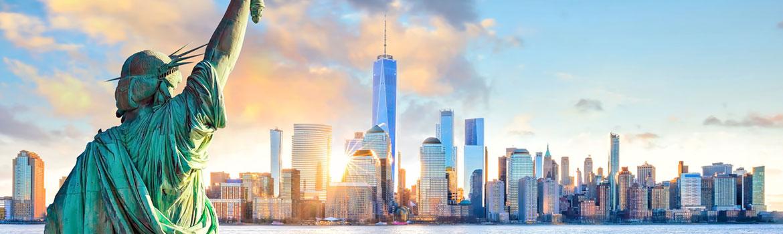 Post-séjour optionnel  : Votre séjour à New York (du 16 au 19 juin 2021)
