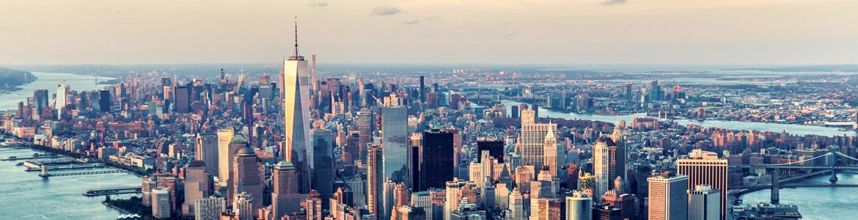 Post-séjour optionnel : Votre séjour à New York (du 1er au 4 octobre 2021)