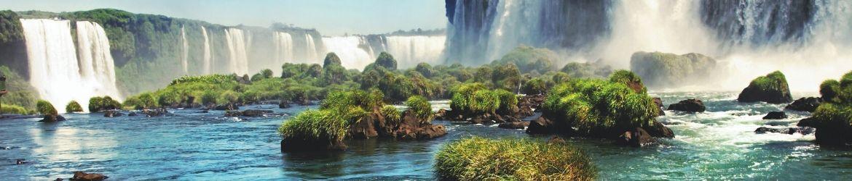 Post-Séjour optionnel aux Chutes d'Iguazú  (du 2 au 6 avril 2022)