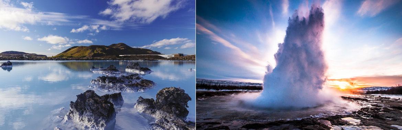 Pré-séjour : Reykjavík et le Cercle d'or (du 30 juin au 2 juillet)