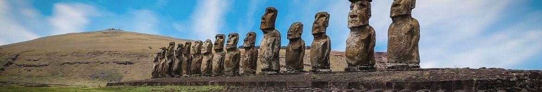 Post-séjour optionnel  : Île de Pâques du 12 au 17 mars 2022