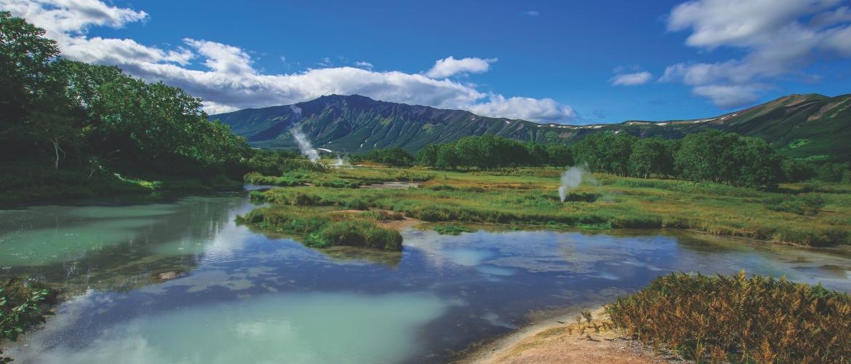 Post séjour : Les volcans du Kamtchatka  (du 8 au 12 juin)