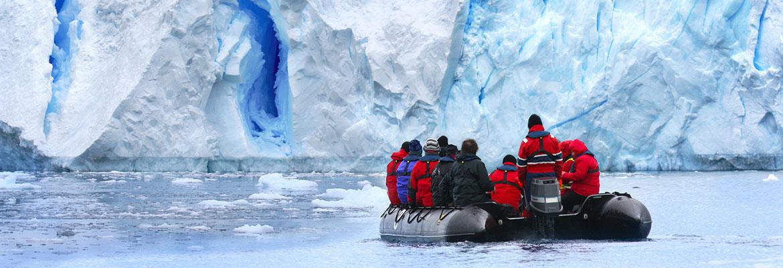 Croisières polaires : des voyages uniques avec Croisières d'exception