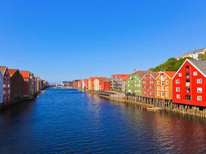 Trondheim (Norvège)