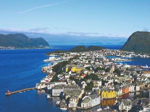 Alesund (Norvège)