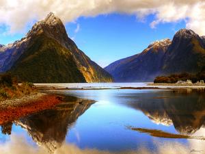 Milford Sound (Nouvelle Zélande)