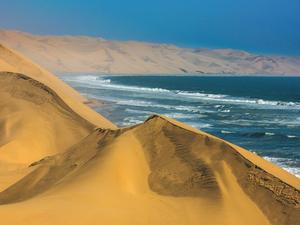 en mer (Namibie)