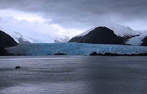 Glacier Amalia (Chili)