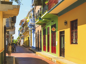 Panama city 2