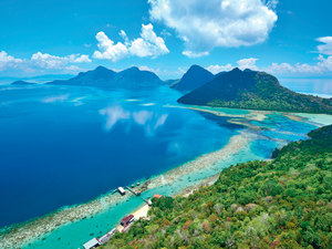Pulau Tiga (Malaisie)