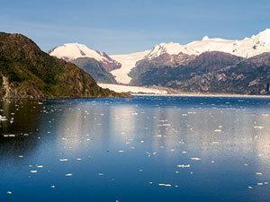 Fjords chiliens Sarmiento Magellan