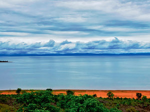 Lac Kariba - Navigation