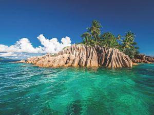 Île Aride/île Saint Pierre  /baie Sainte Anne (île Praslin)