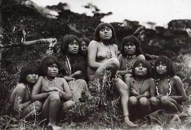 Les premiers habitants de la Patagonie