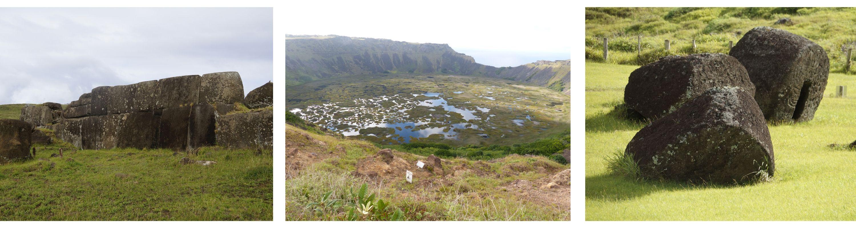 Nature et mystères de l'Île de Pâques