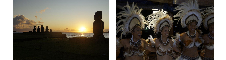 La culture de l'Île de Pâques
